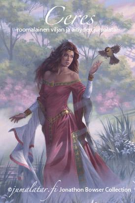 Kreikkalainen Jumalatar